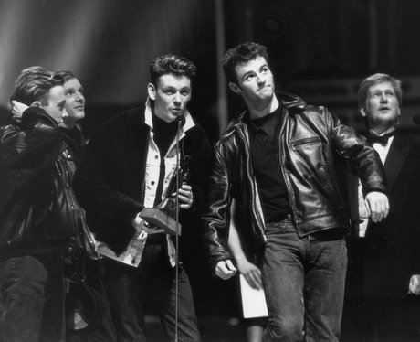 Wet Wet Wet at the 1988 BRIT Awards