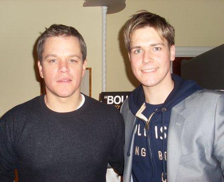 Kevin hughes, Matt Damon