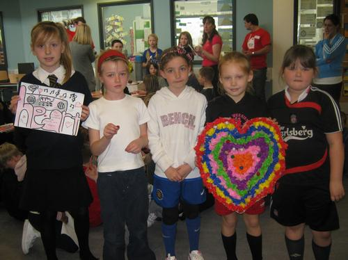 Oakwood Primary - Have a Heart
