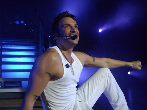 Peter Andre gig - Portsmouth Guildhall