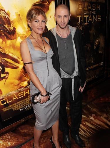 Clash of the Titans film premiere