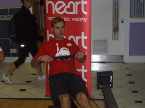 Row To New York - Fitness First Southampton