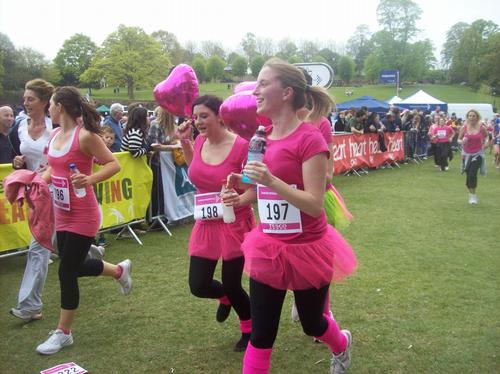 Race for Life 60