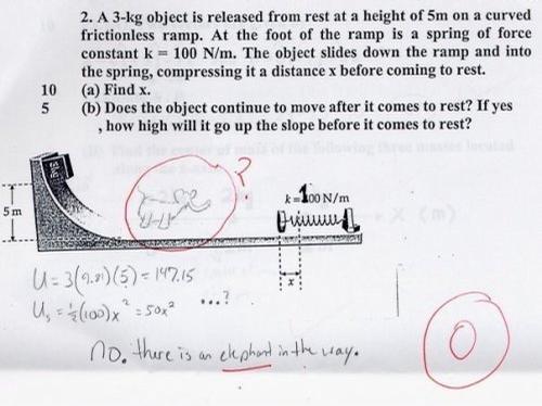 Exam Answers