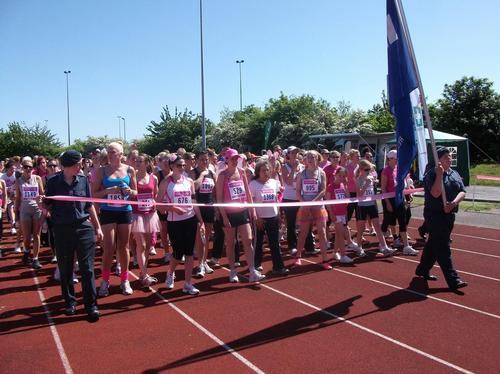 Race for Life - Southend