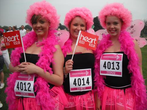 Race for Life - Maidstone 6th June