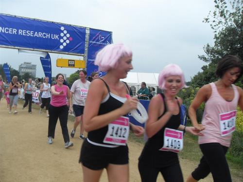 Race For Life Oxford 2010