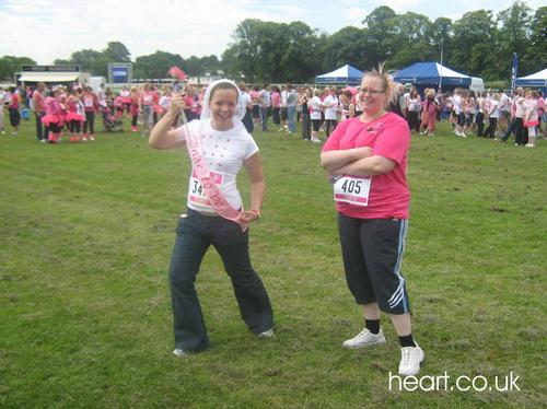 Race for Life - Worcester