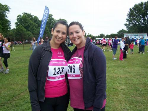 Race for Life Chantry Park