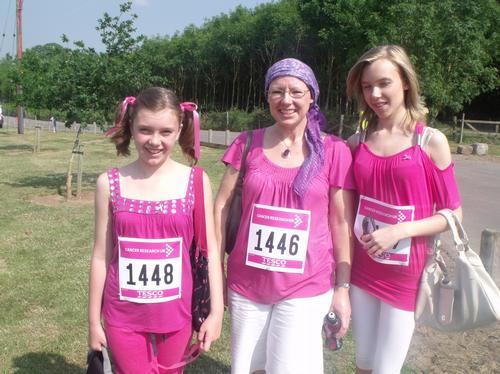 Race For Life - Hartpury 2
