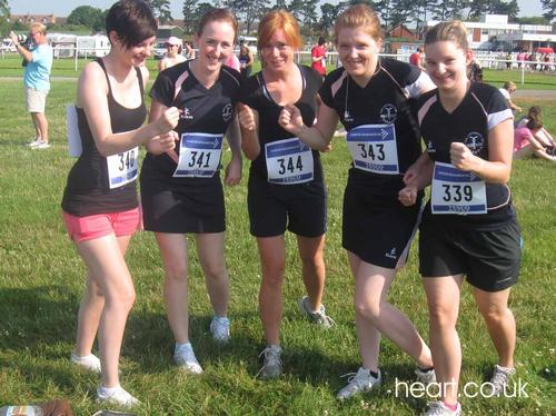Race for Life - Stratford upon Avon
