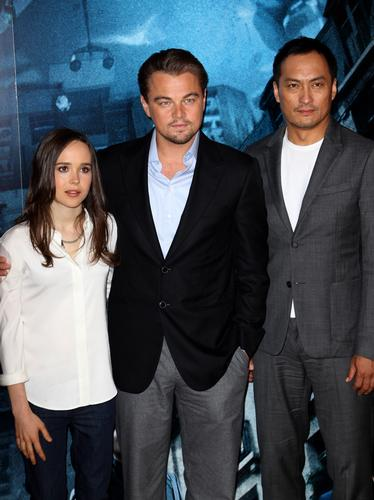 Inception photocall