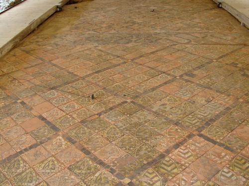 13th Century Tiles