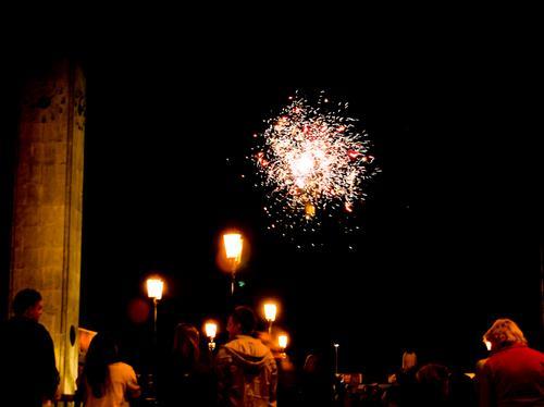 Great Yarmouth Fireworks Wk1