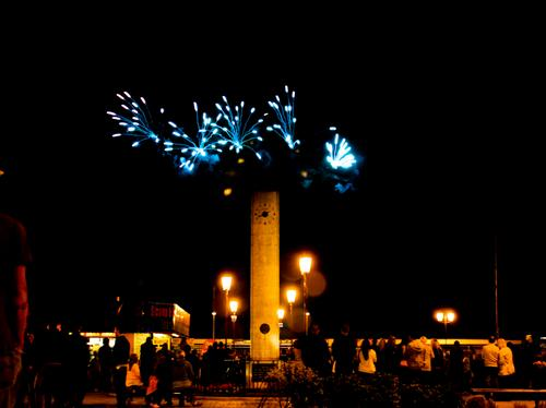 Great Yarmouth Fireworks Wk1