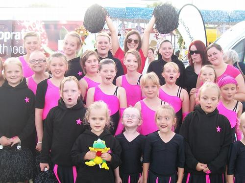 Heart at the Torbay Carnival