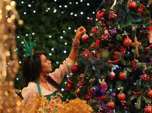 Christmas at Selfridges