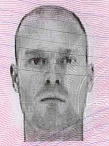 Sam's driving licence picture