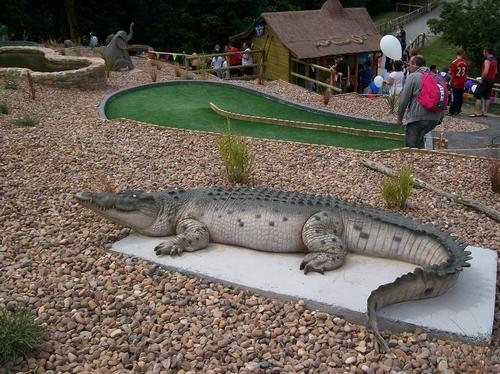 The New Safari Adventure Golf Open Day!