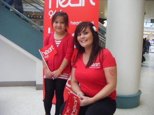 Heart Launch in Watford