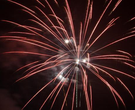 Chelmsford Fireworks, Admirals Park