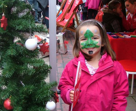 Yeovil Christmas Time