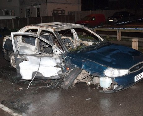 Mondeo involved in Treeby case