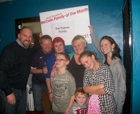 McCain Family of the Month