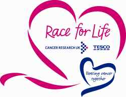race for life logo 2011