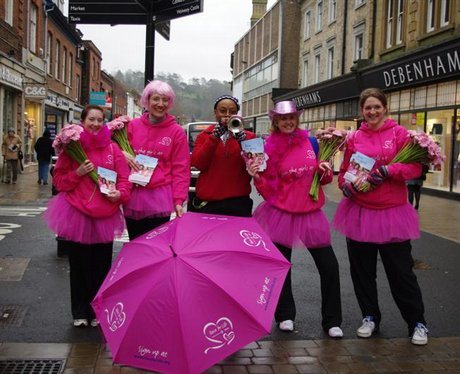 Race For Life Promotion Winchester