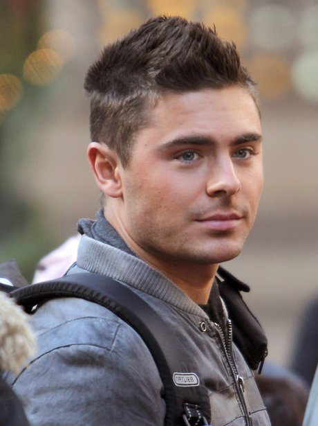 Zac Efron Short Hair New Years Eve Zac Efron on 'New Year...
