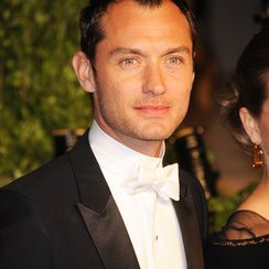 jude law at the Oscars Vanity Fair