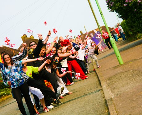 Street Parties in Suffolk & Norfolk