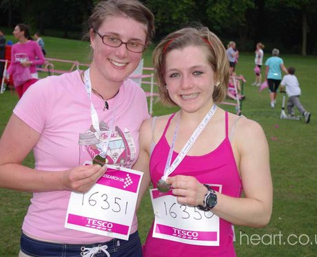 Race for Life - Cannon Hill Park 19/5/11