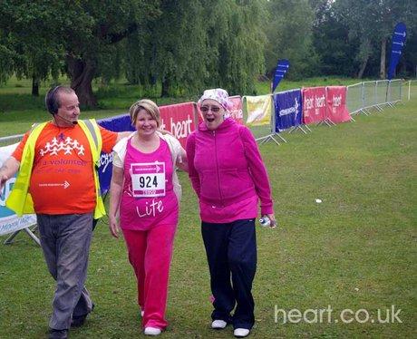 Race for Life - Bromsgrove 29/5/11