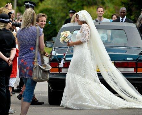 Lily Allens Wedding