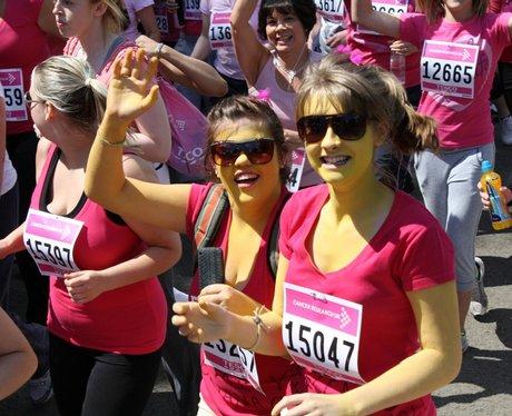 Milton Keynes Race for Life 5K