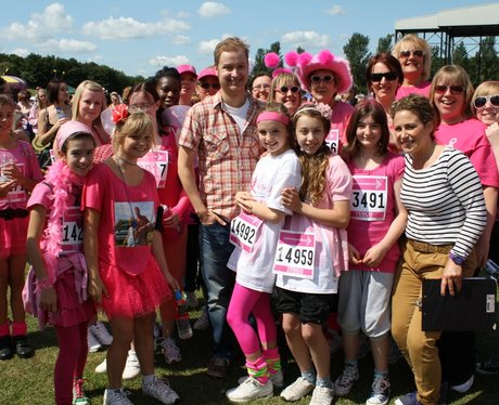 Milton Keynes Race for Life 5K