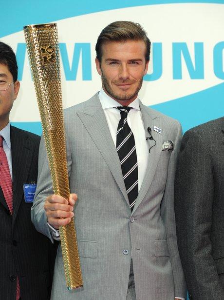 david Beckham everyones olymic games