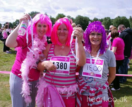 Race for Life - Sutton Park 18/6/11