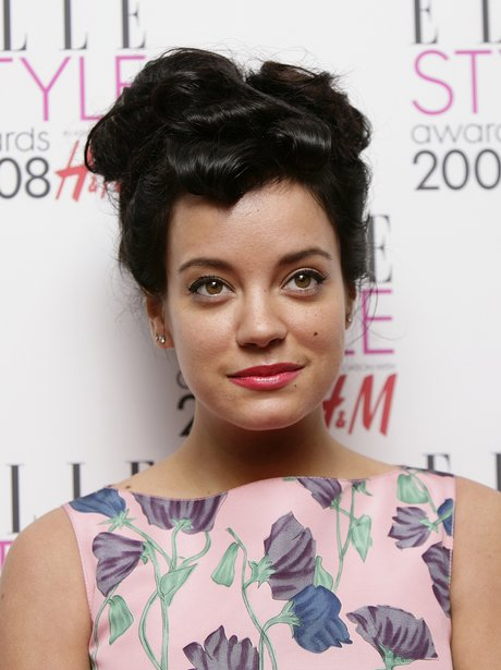 lily allen keith
