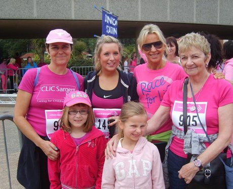 Race For Life Bournemouth - Girl Power