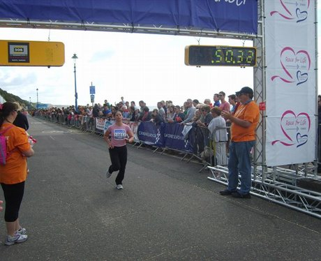 Race for Life Bournemouth - The Race