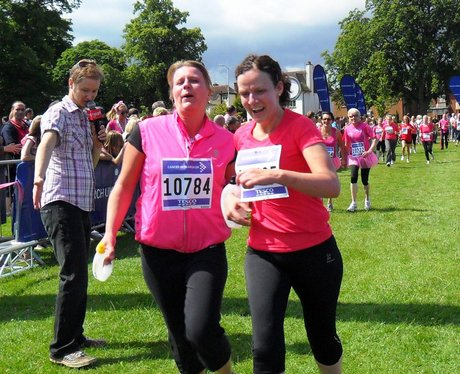 Race for Life Northampton 10K