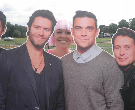 Take That come to town!