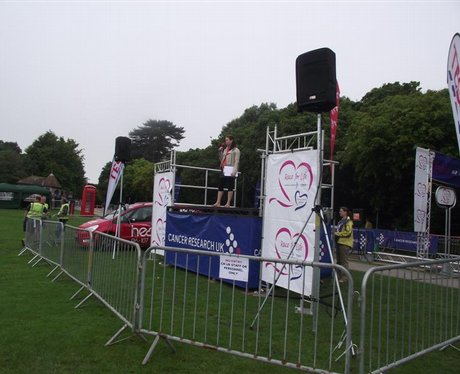 RFL Poole - Before the Race