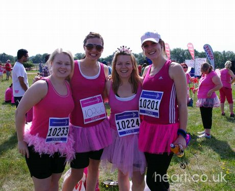 Race for Life - Stratford 3/7/11