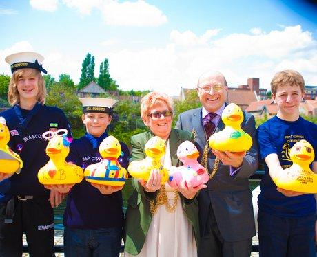 Norwich Duck Race