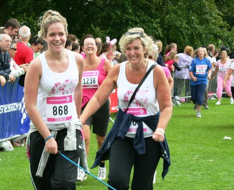 Race for Life in St Albans