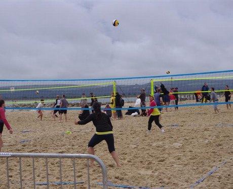 Sabdbanks Volleyball Festival
